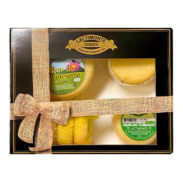 caixa de queijos curados lactimonte